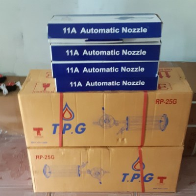 Tabung pommini manual TPG